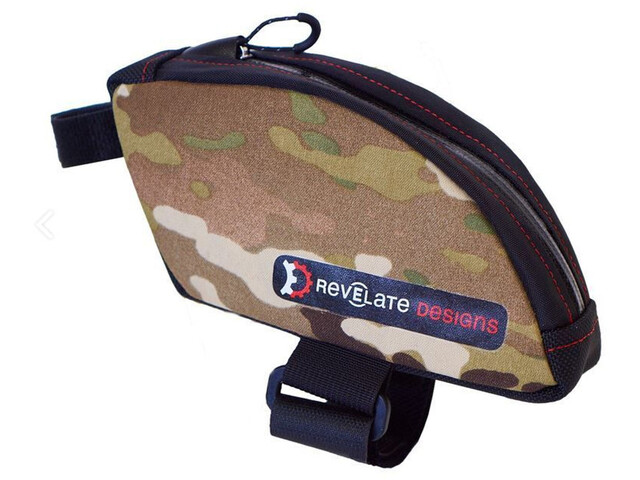 Revelate Designs Jerrycan Toptube Tas Regular, multi camo